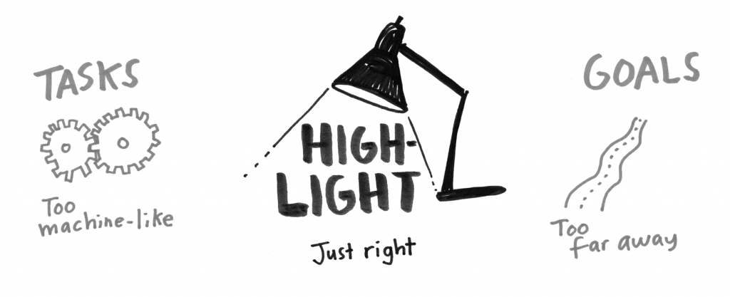 Highlight van de dag